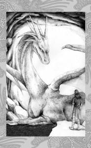 cap IX[interior caballero dragon